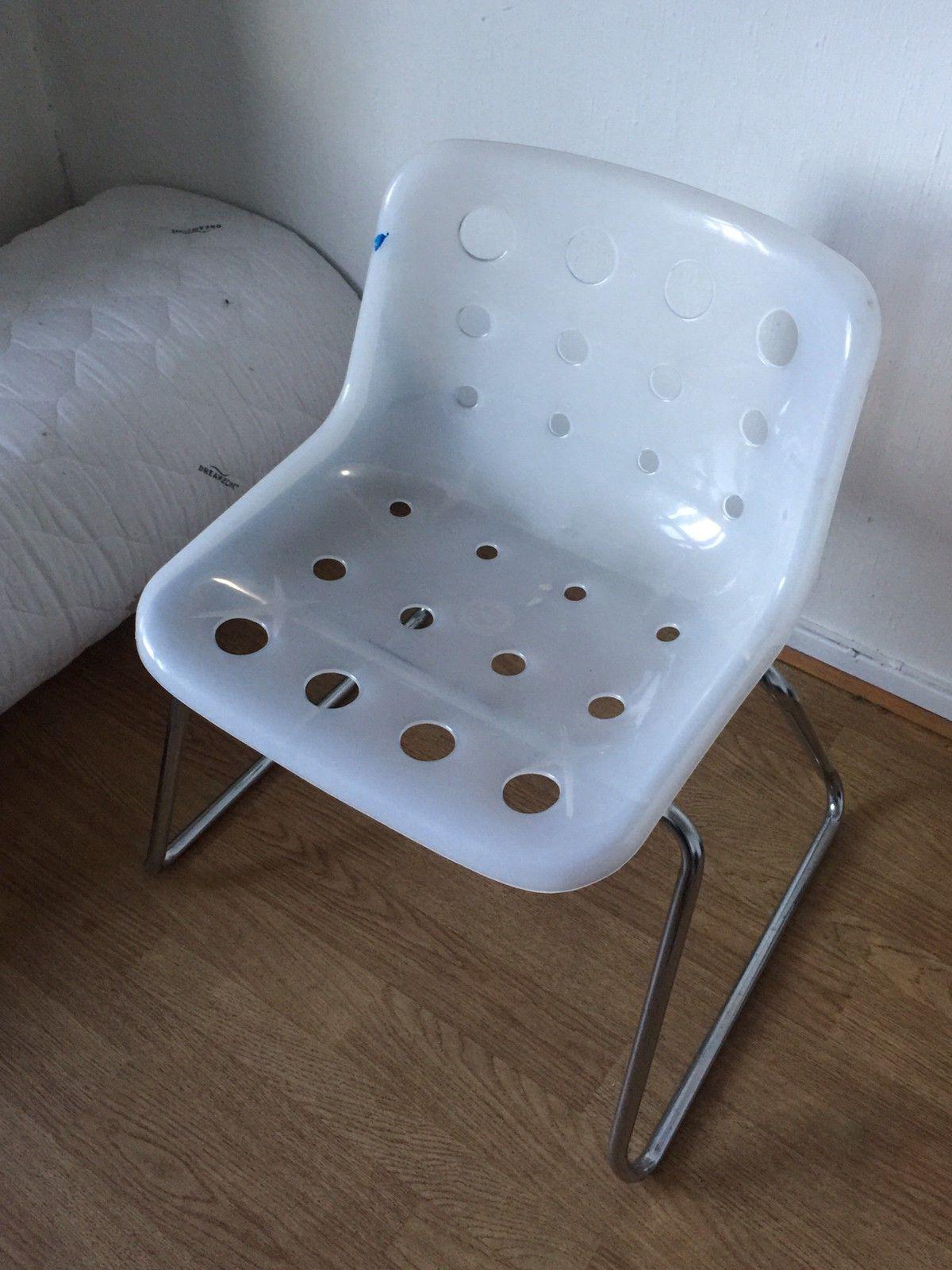 Møbler og interiør > bord og stoler > stoler og krakker