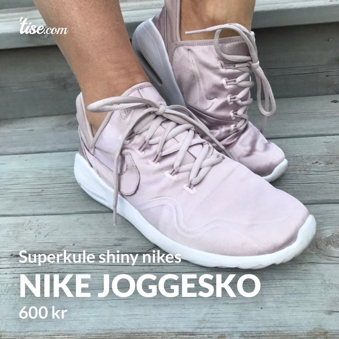 Nike sateng joggesko str.39 | FINN.no