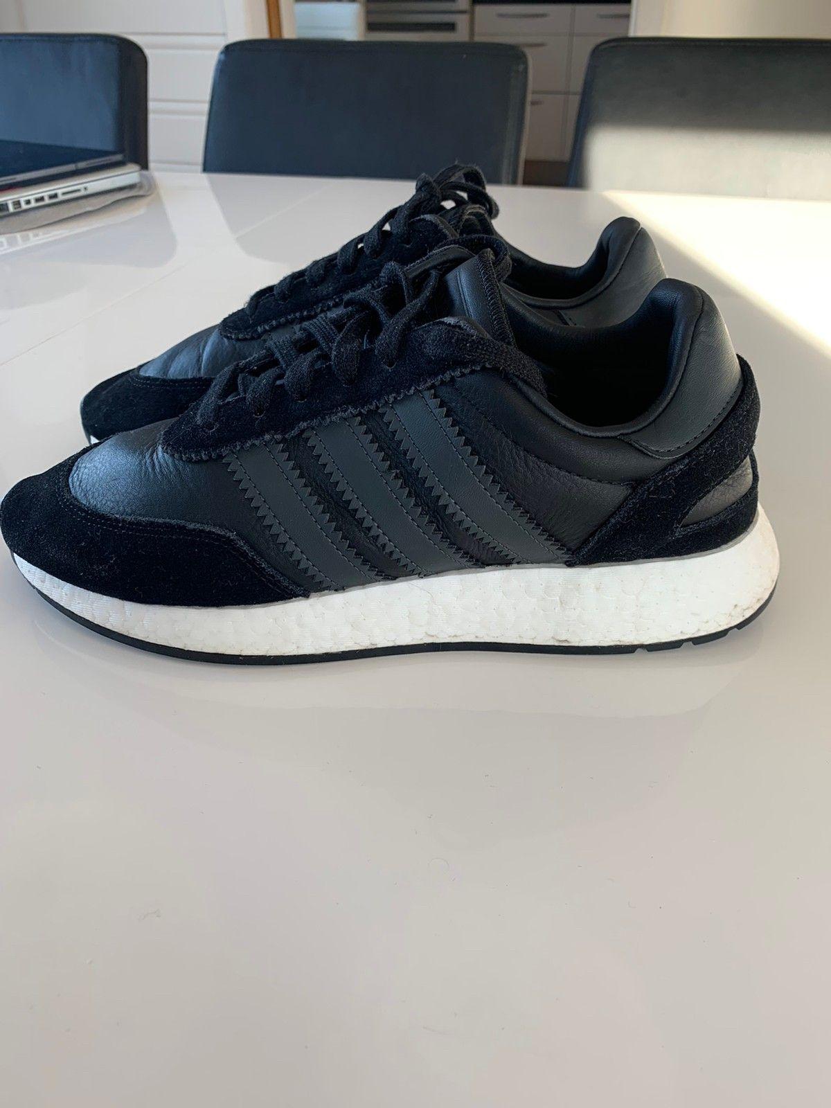 Nesten ubrukt Adidas Sneaker i skinn Str 40 23 | FINN.no