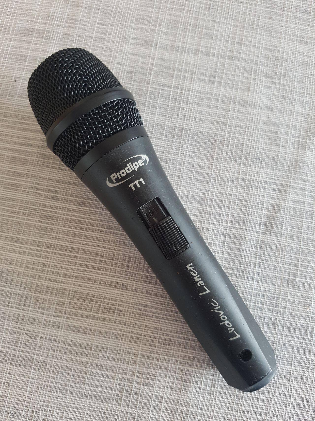 Prodipe TT1 vokalmikrofon   FINN.no