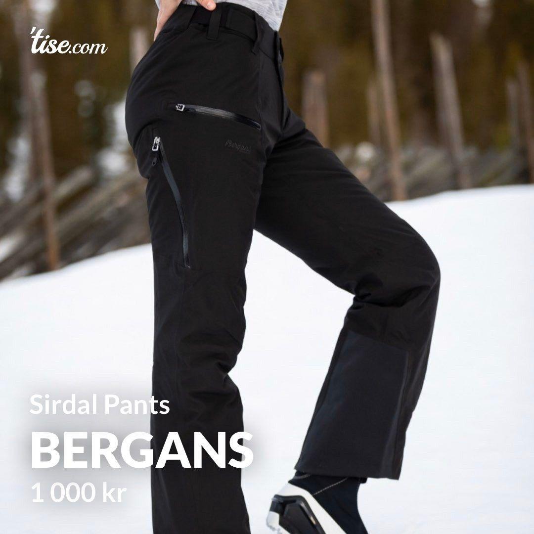 Kjøp Bergans Sirdal Pant fra Outnorth