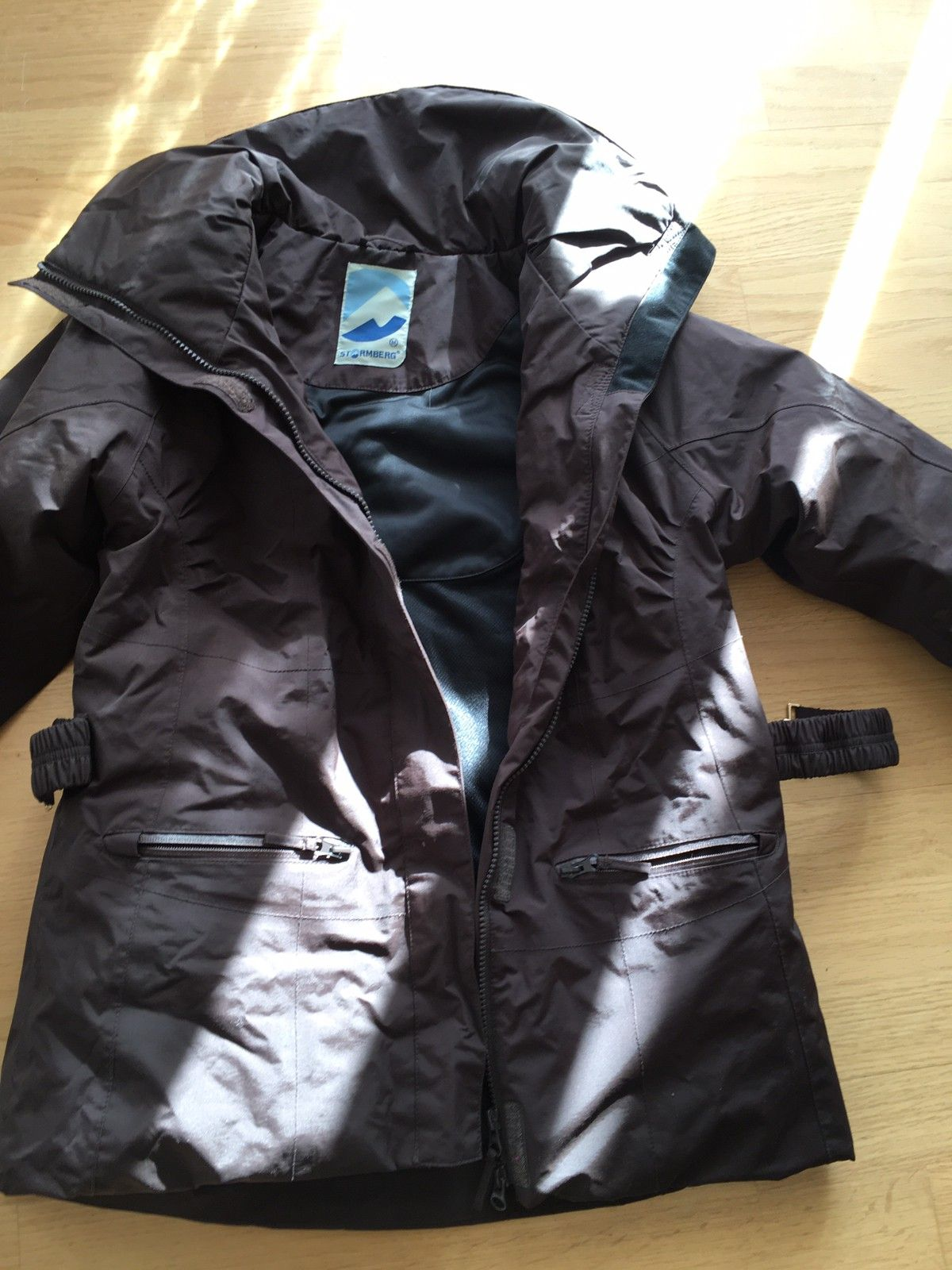 stormberg jakke dame ###   FINN.no