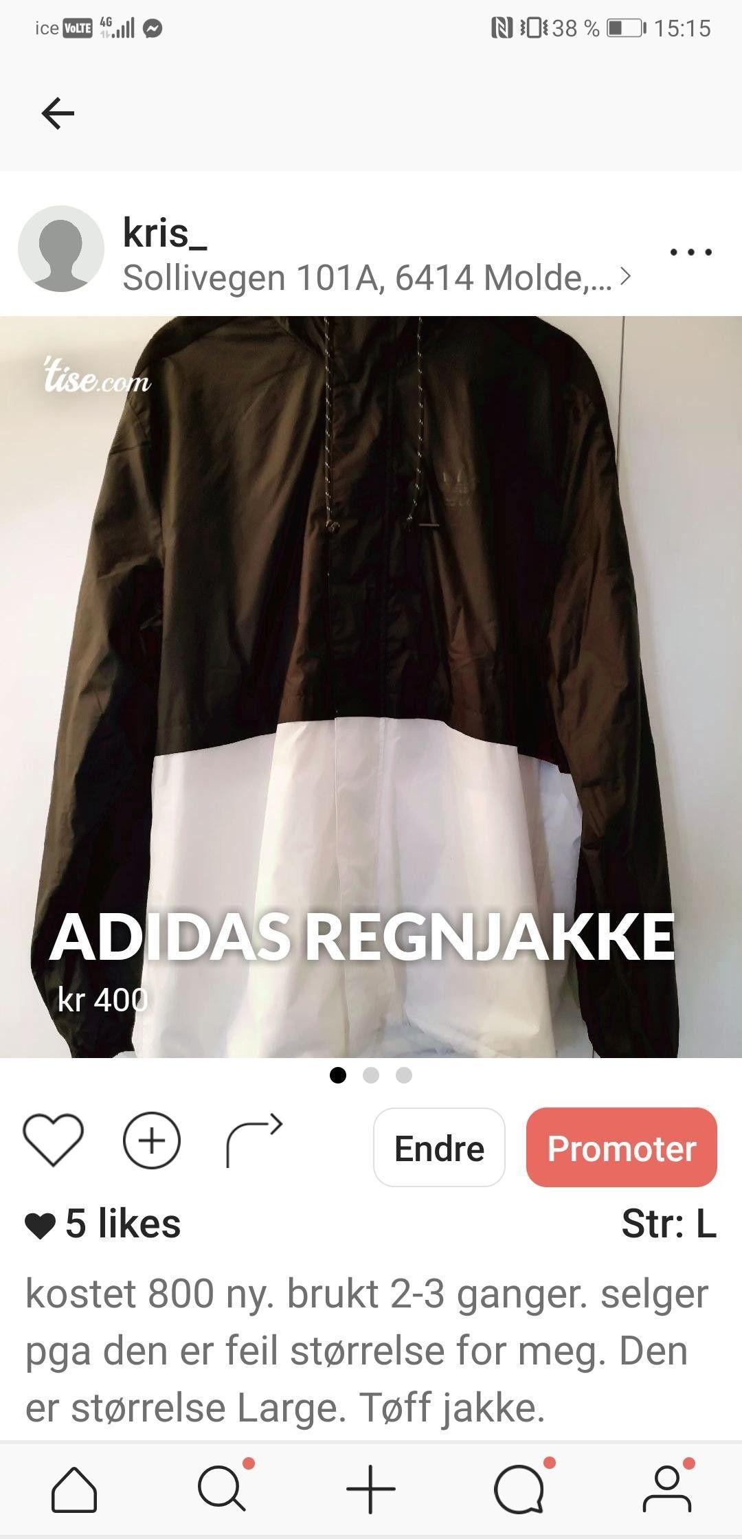 Vannucci jakke • Tise
