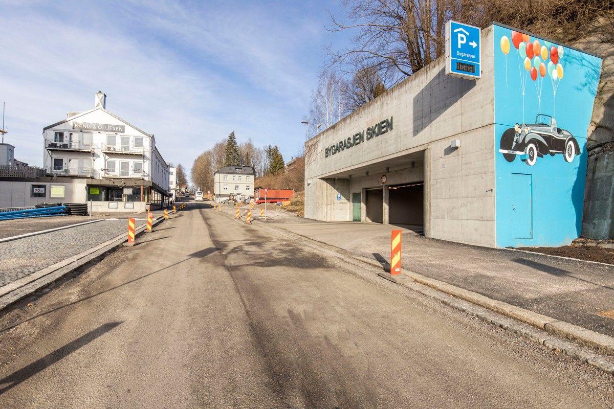 Kongens gate 19, Skien | Sørmegleren