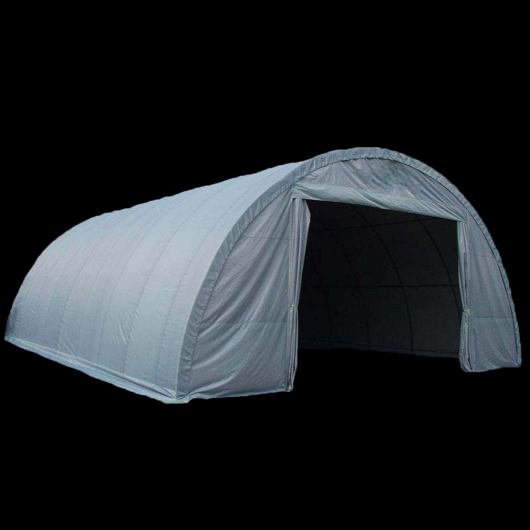 18,3 x 9,2 X 4,6 meters telt. PVC duk | FINN.no
