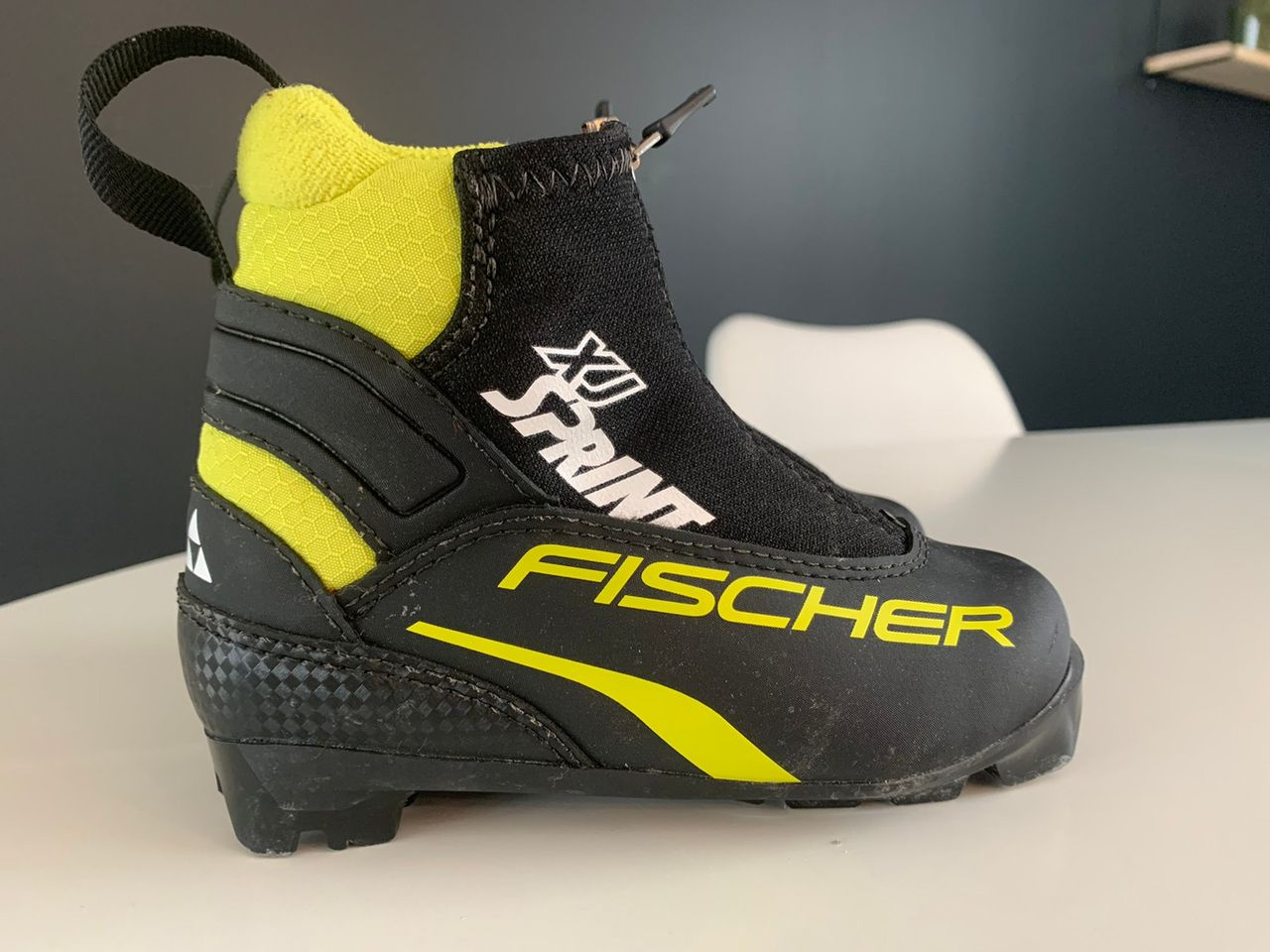 Skisko Fischer xj sprint str 27 | FINN.no