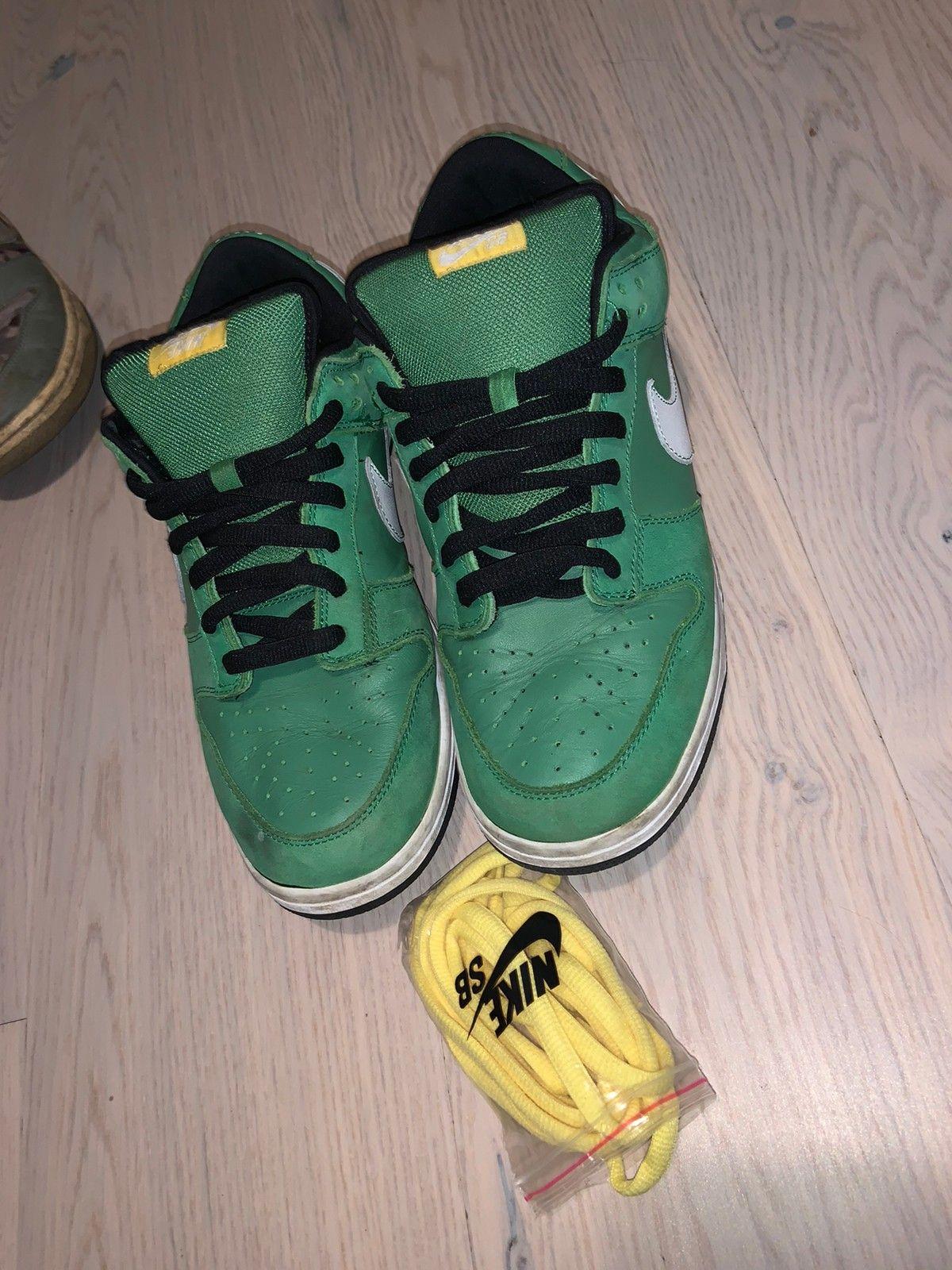 Nike Dunk SB Low Tokyo Green Taxi   FINN.no