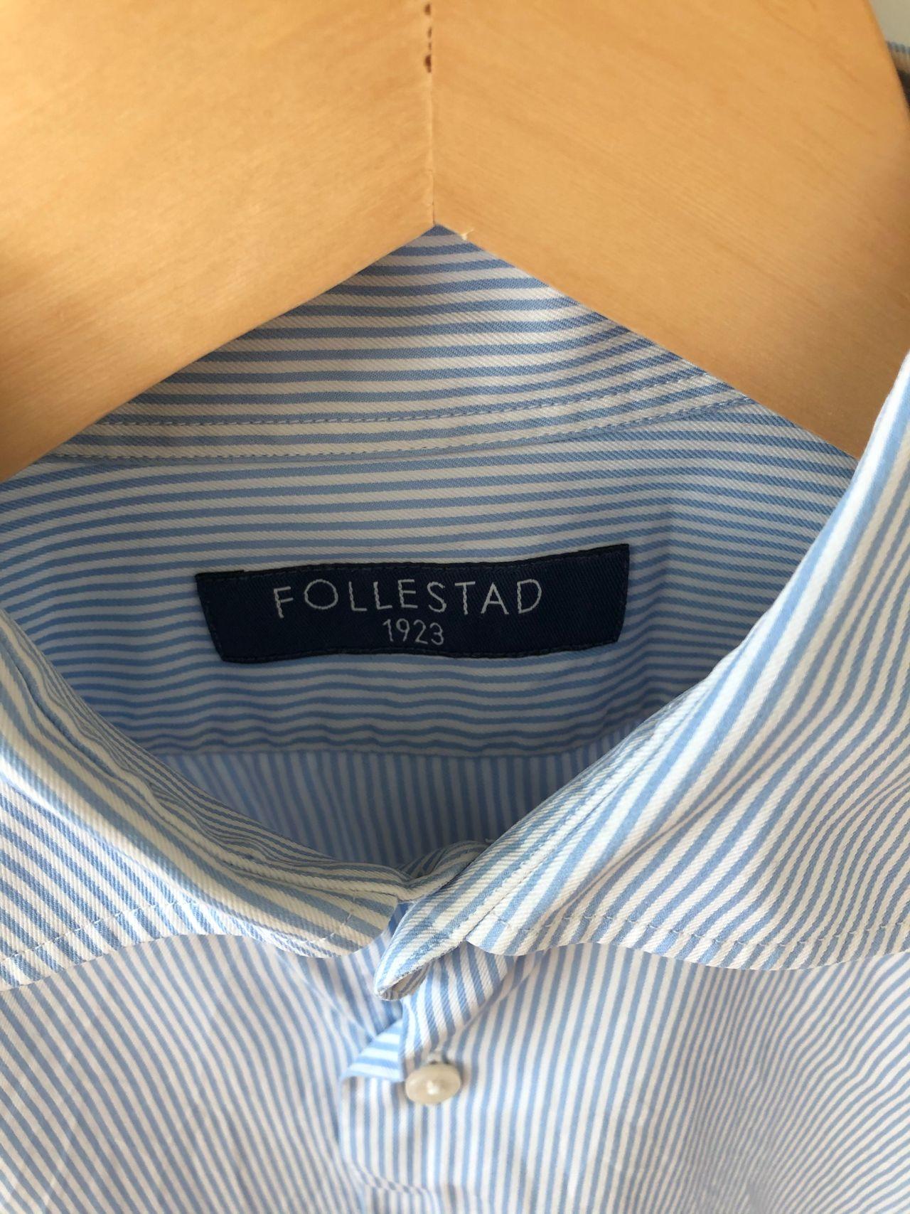 Selges Stenstrøms skjorte str 39 | TIDSSONEN