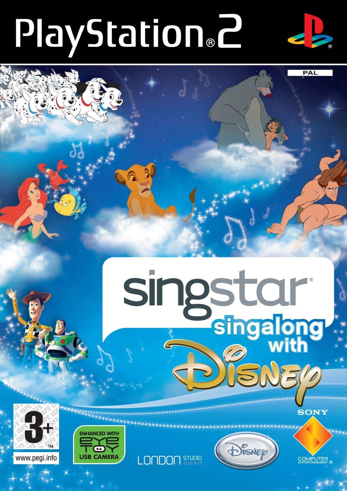 SingStar Ps2 | FINN.no