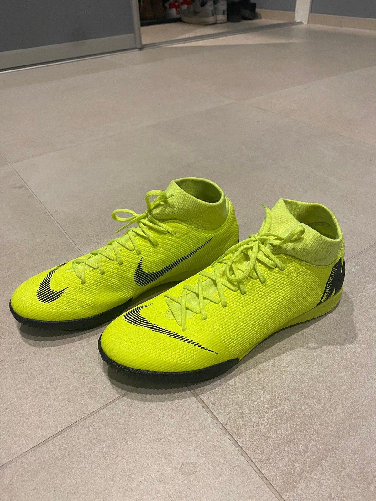 Nike Mercurial fotballsko str.38.5 | FINN.no