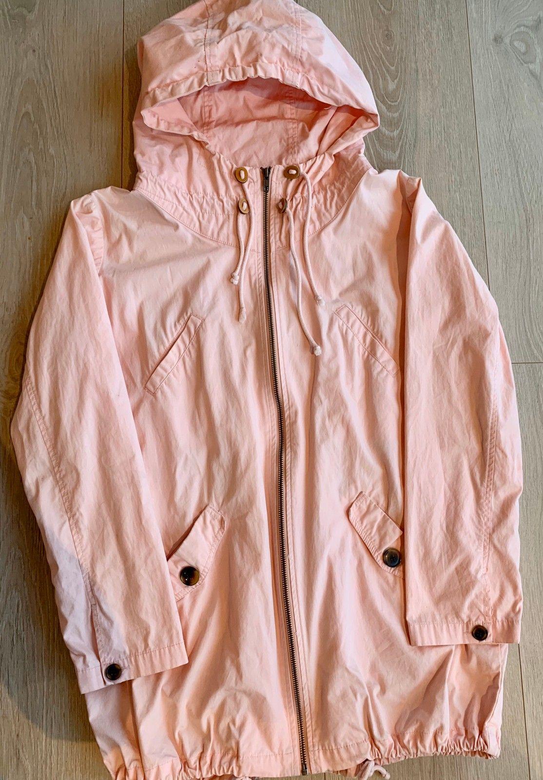 Samsøe samsøe jakke lys rosa | FINN.no