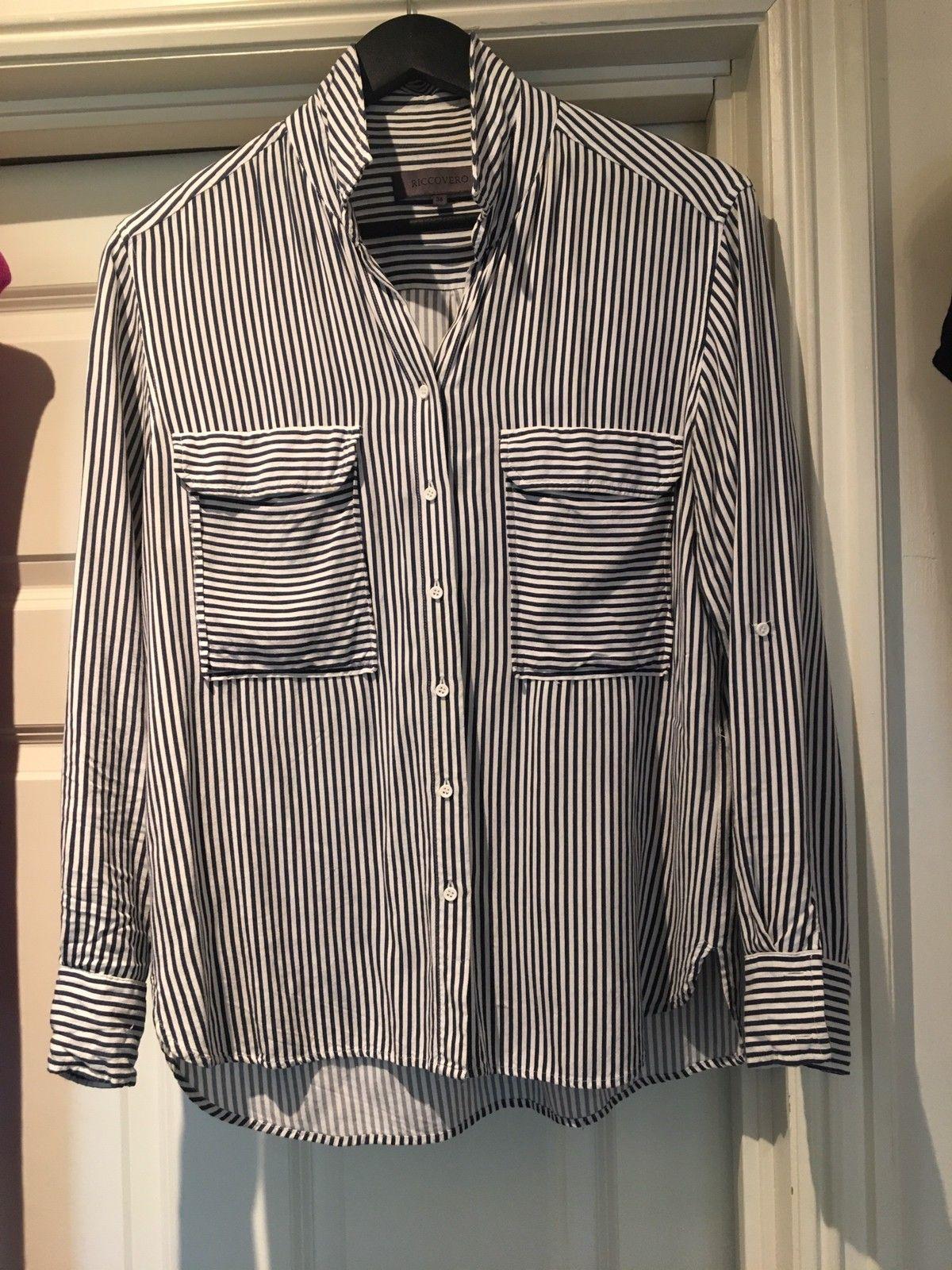 Ricco Vero skjorte, str 3738 | FINN.no