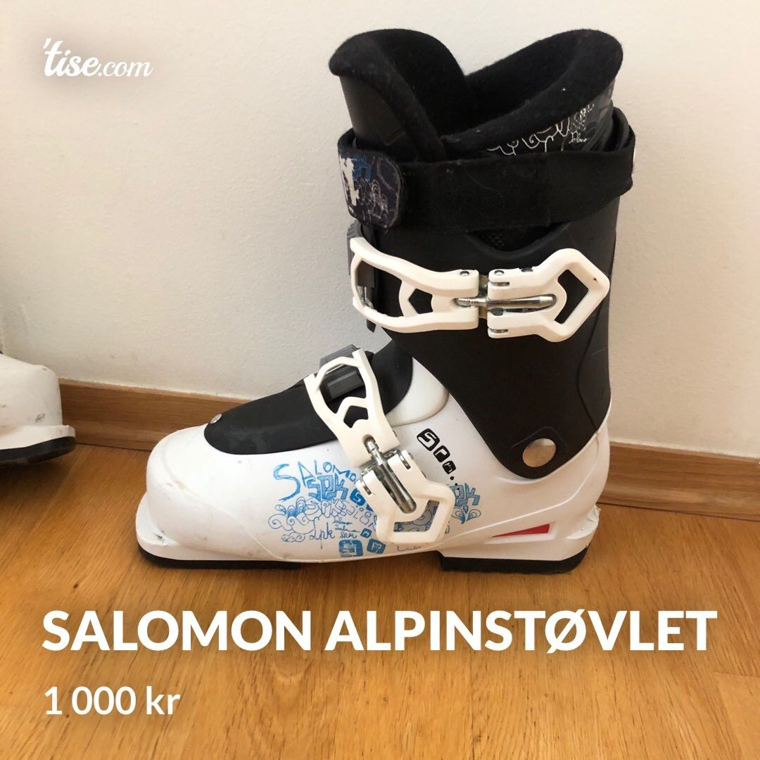 Alpinsko Salomon | FINN.no