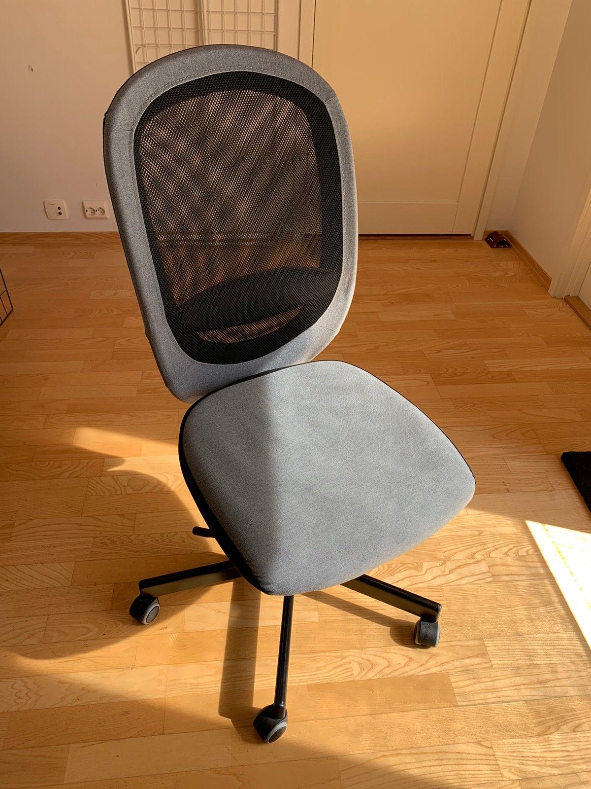 Ny pris! IKEA kontorstol | FINN.no