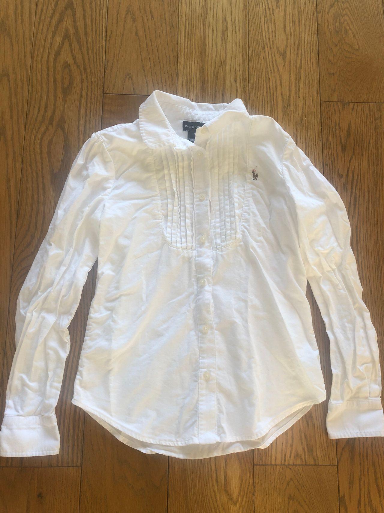 Hvit skjorte Kjøpe, selge og utveksle annonser finn den