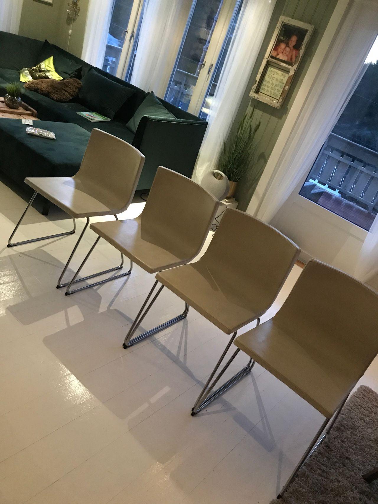 2 ST IKEA STOLAR BERNHARD 600kr totalt
