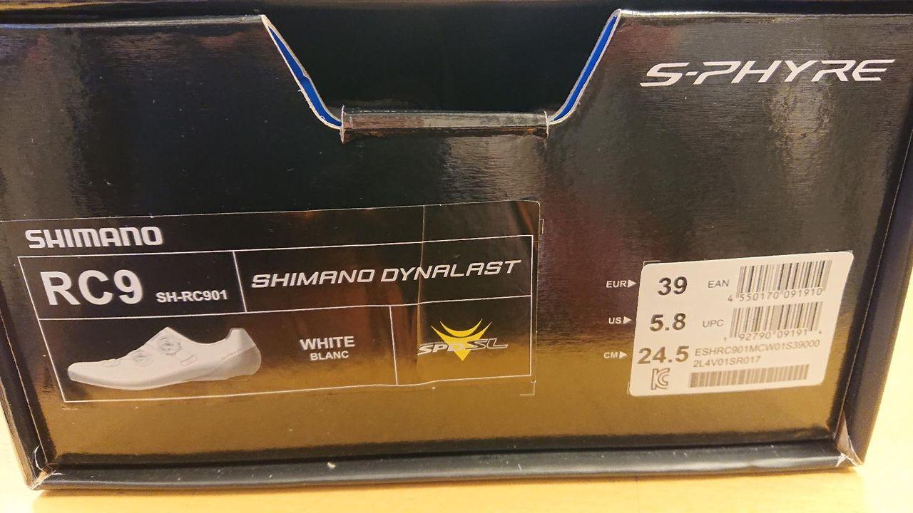 Shimano sykkelsko, SH R191W   FINN.no