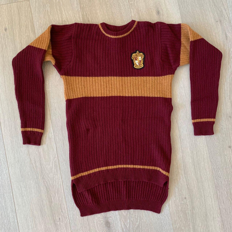 strikket harry potter genser