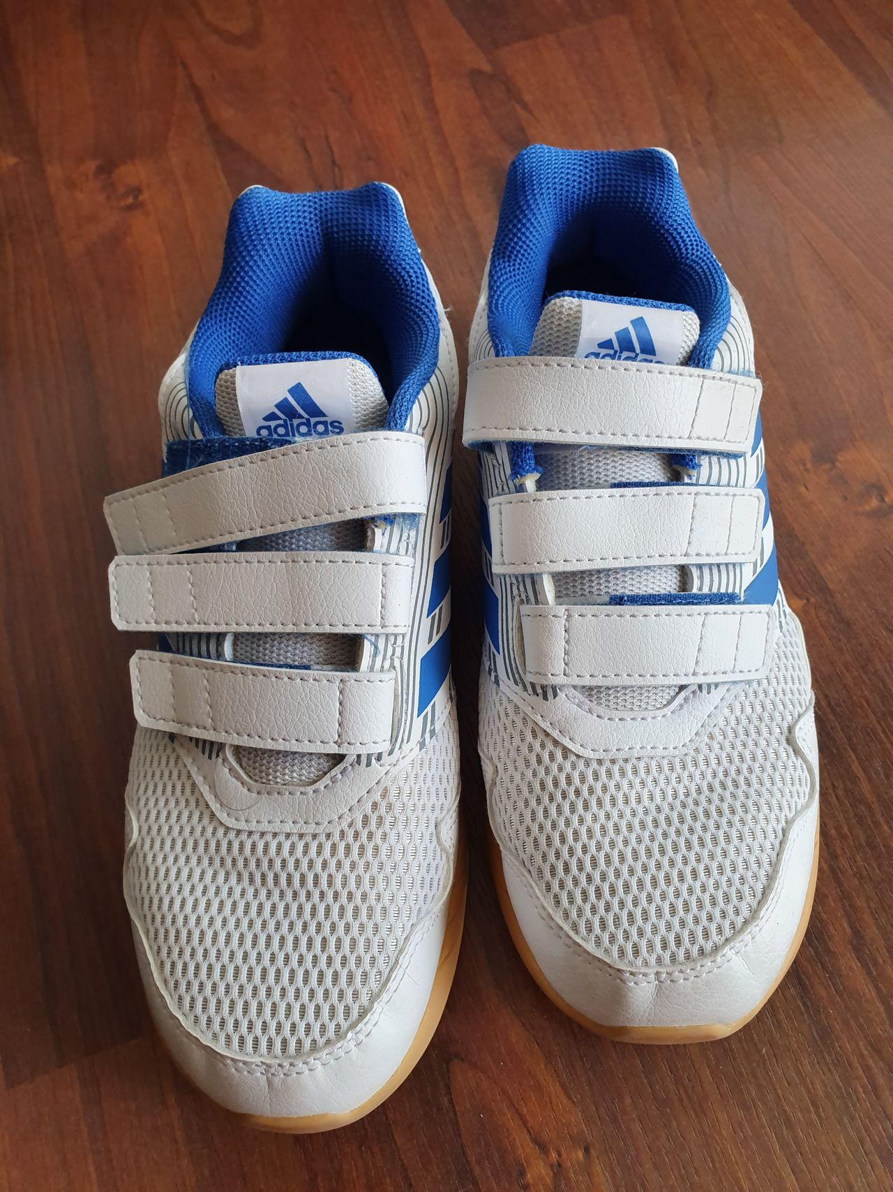 Adidas hallsko innesko gymsko str 35 | FINN.no