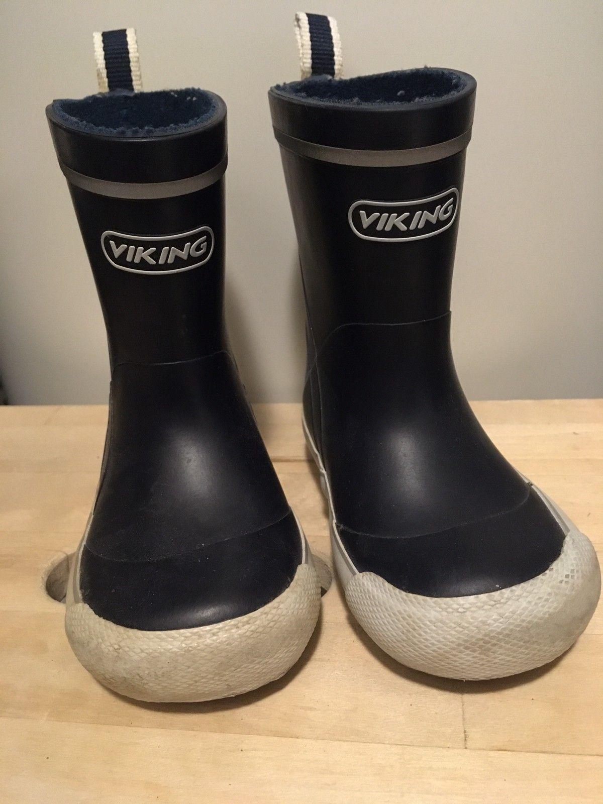 Viking støvler str 27 | FINN.no