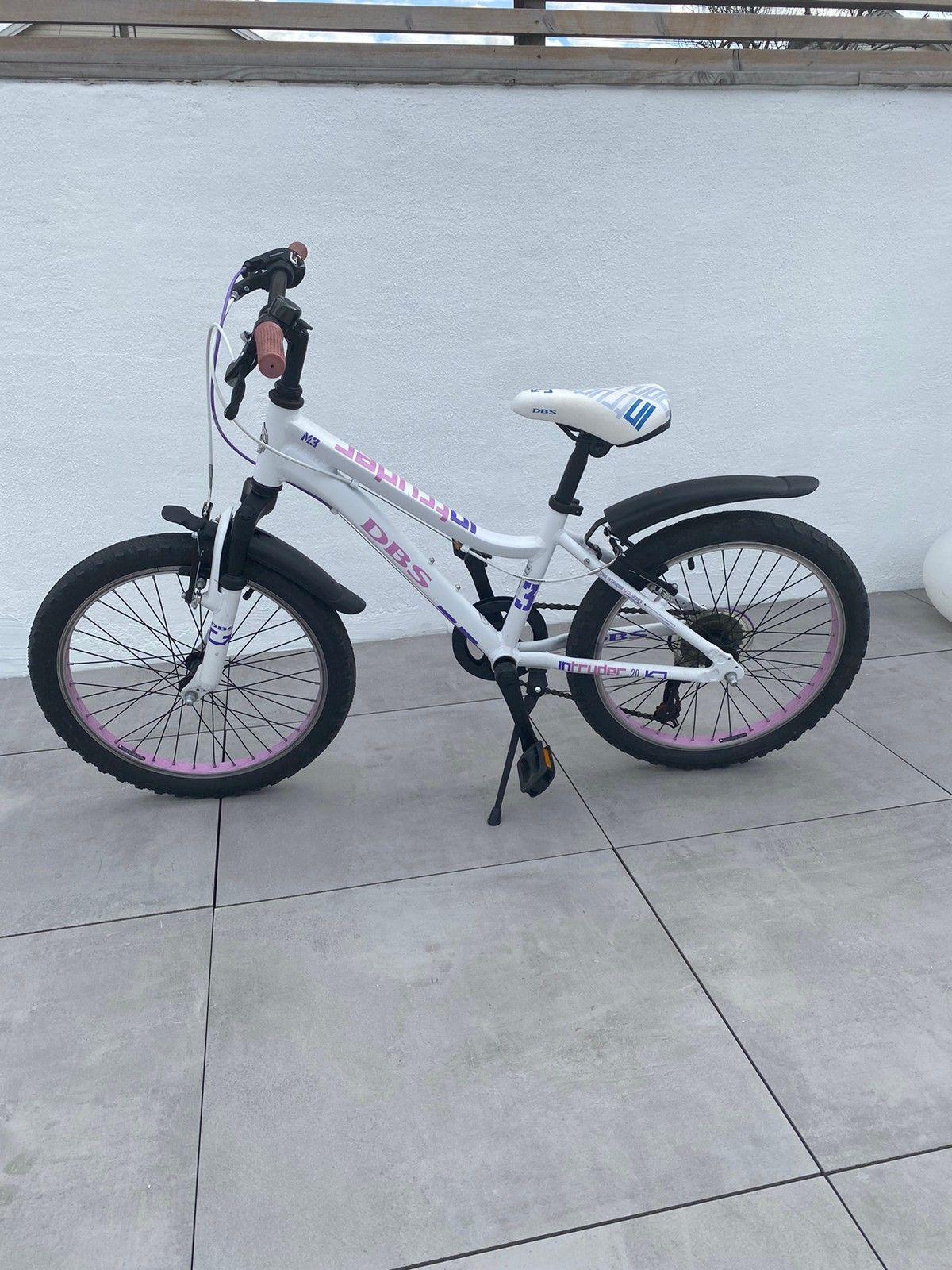 DBS for jenter. barnesykkel med 20 tommershjul | FINN.no