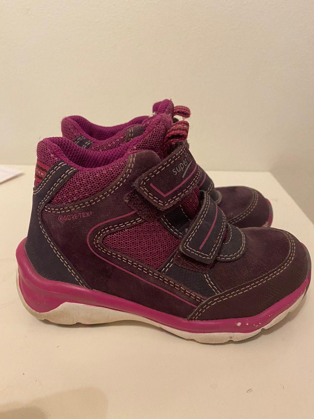 Superfit sko Goretex sko. KUN brukt få ganger | FINN.no