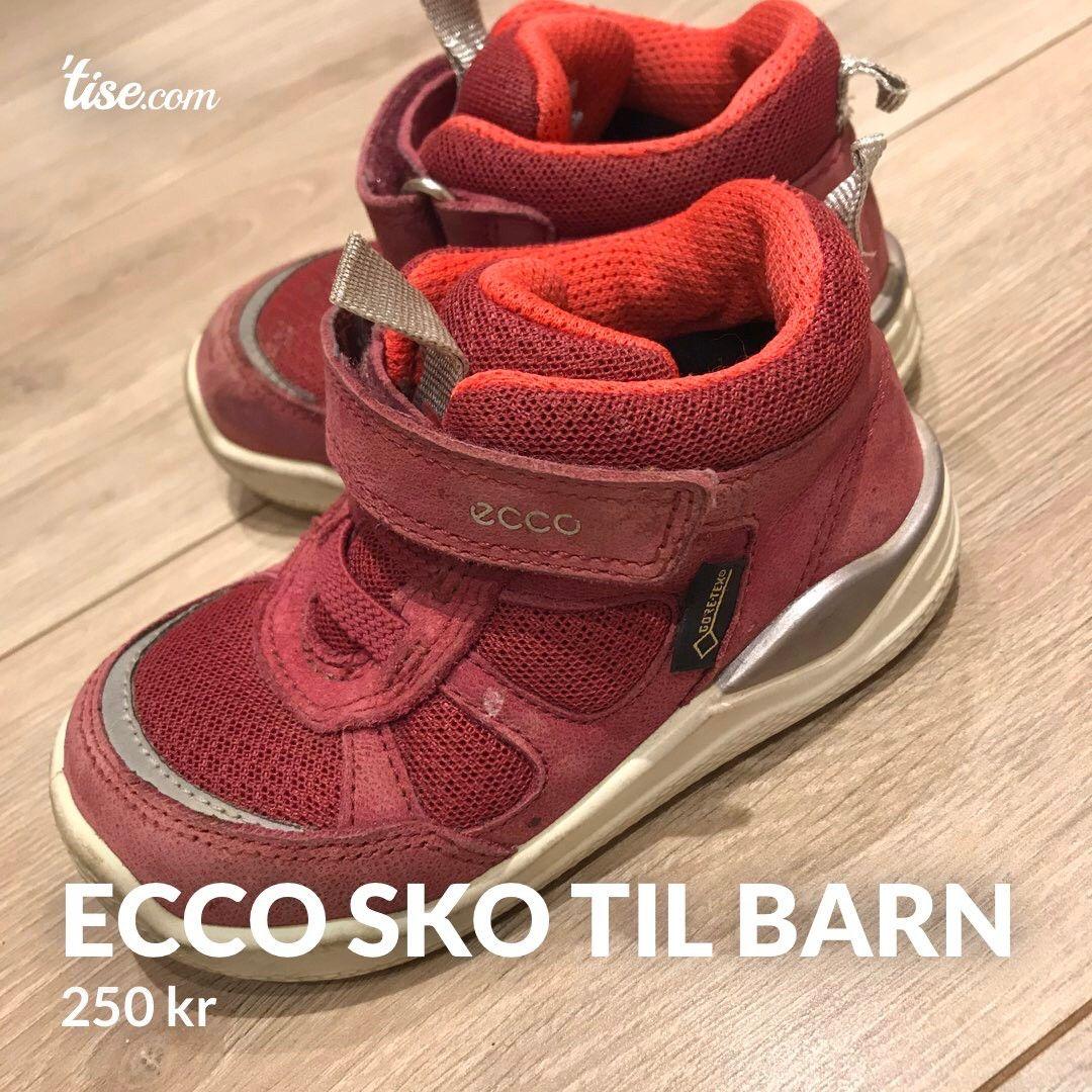 Ecco sko i størrelse 22   FINN.no