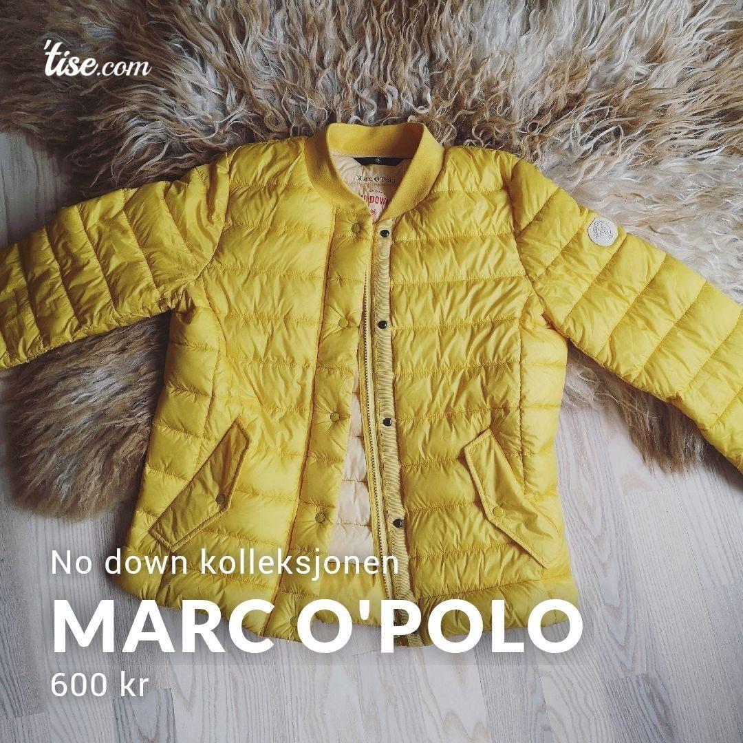 Kåpe fra Marc o'Polo | FINN.no
