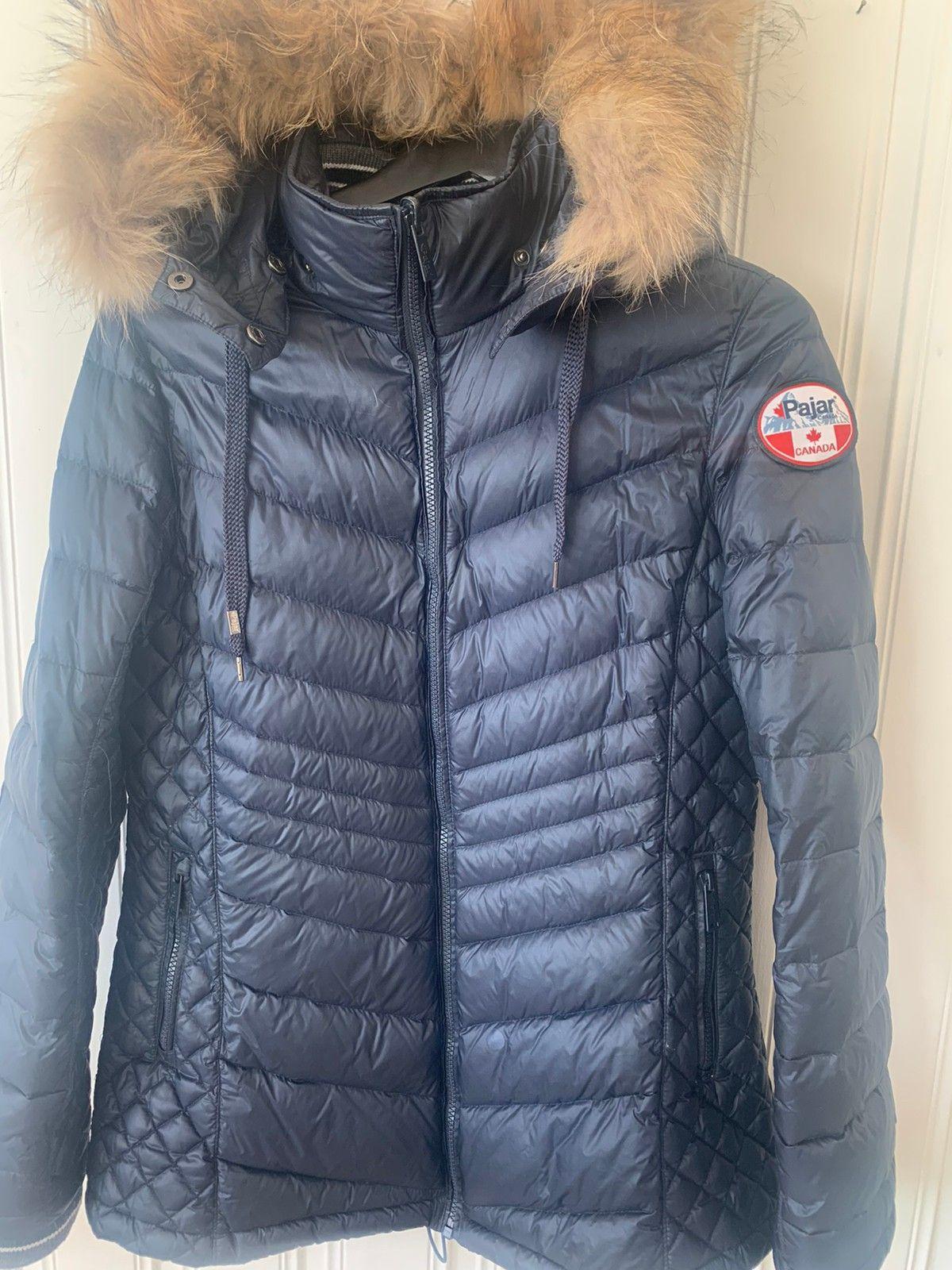 Pajar jakke blå | FINN.no