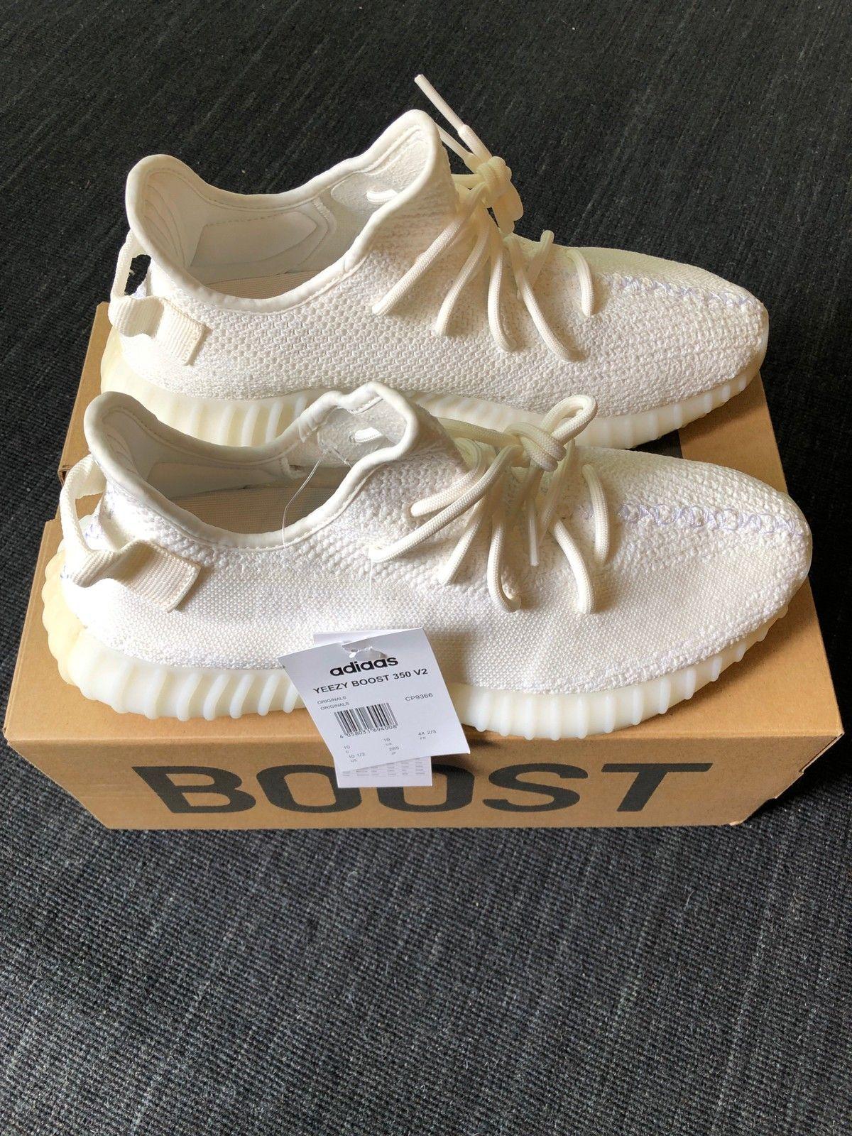 adidas yeezy boost 350 v2 white cream