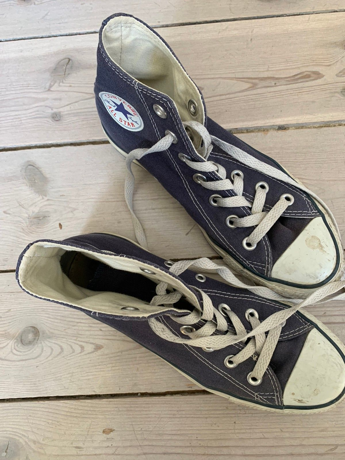 Converse sko str 36,6, 23cm | FINN.no