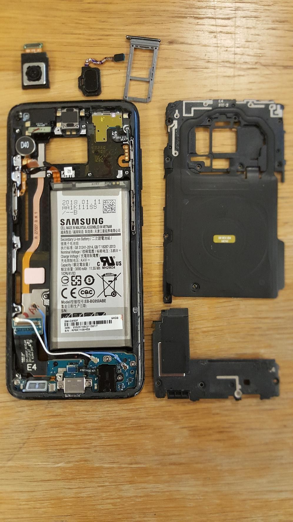 Deler til Samsung støvsuger | FINN.no