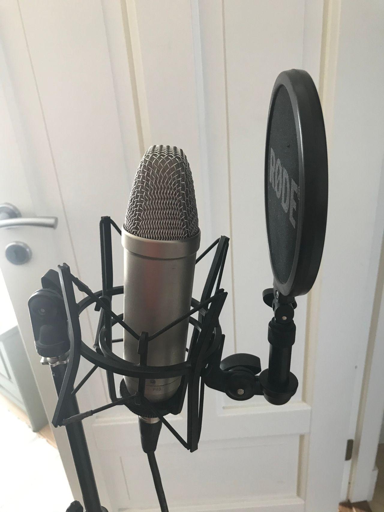 Billig mikrofon med Kjøpe, selge og utveksle annonser de