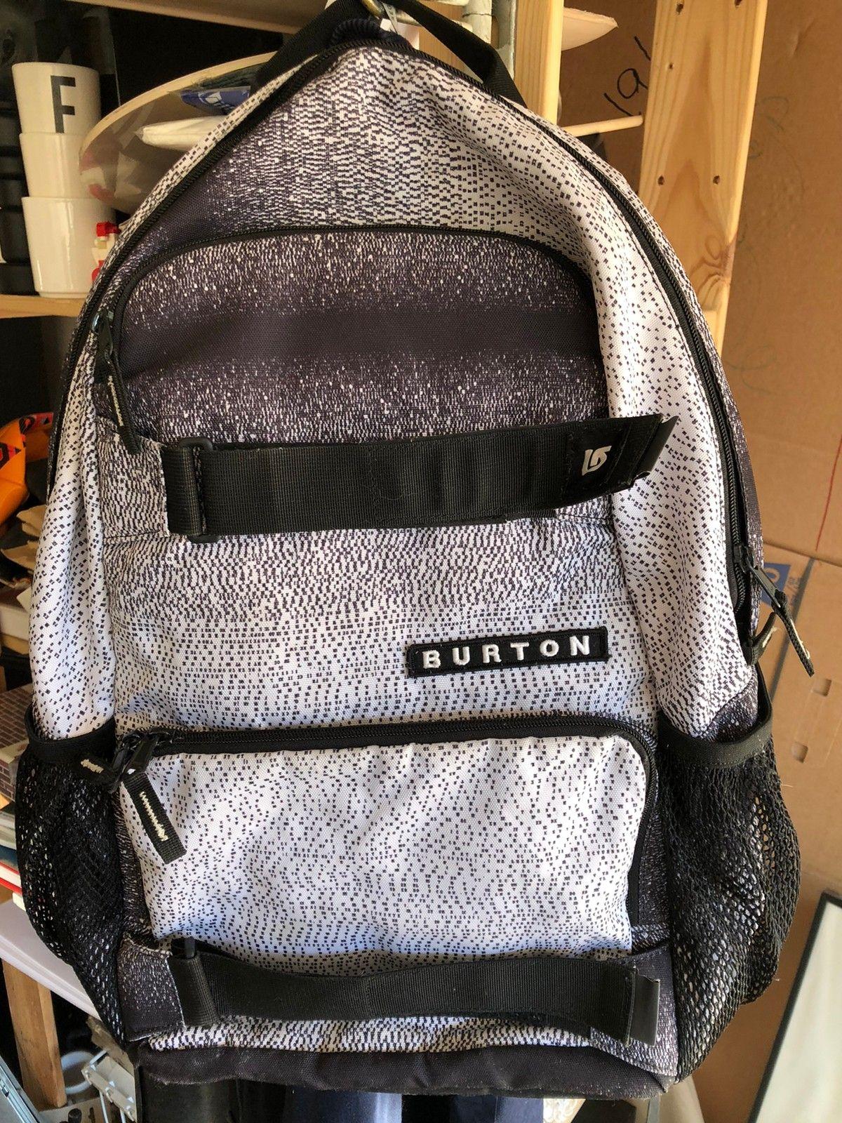 Burton sekk | FINN.no