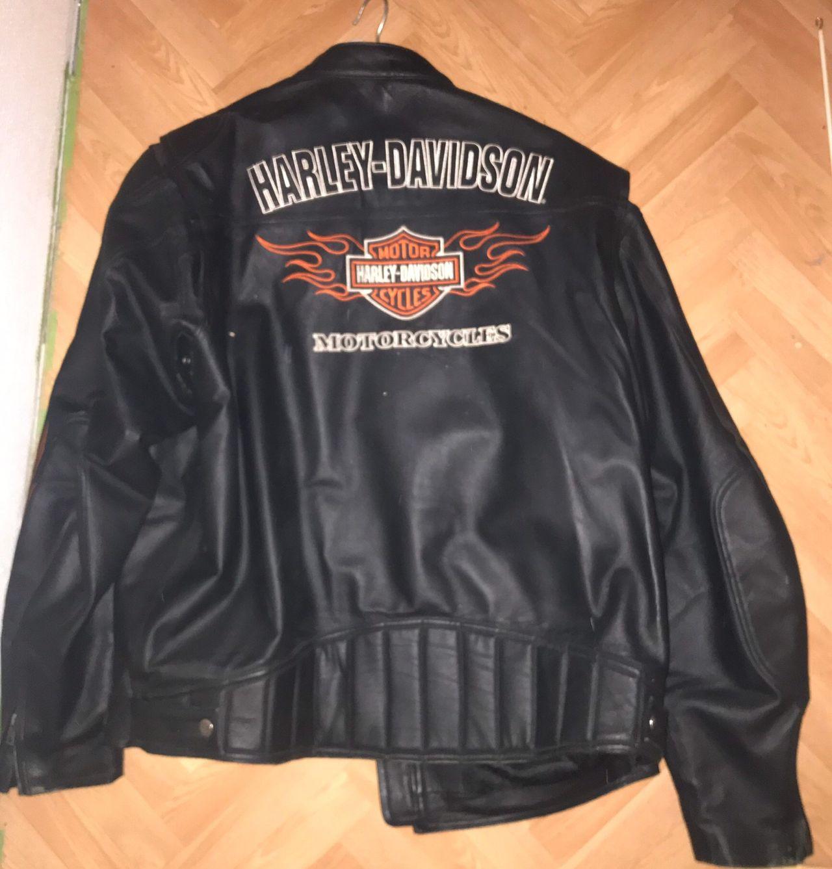 Harley Davidson jakke barn | FINN.no