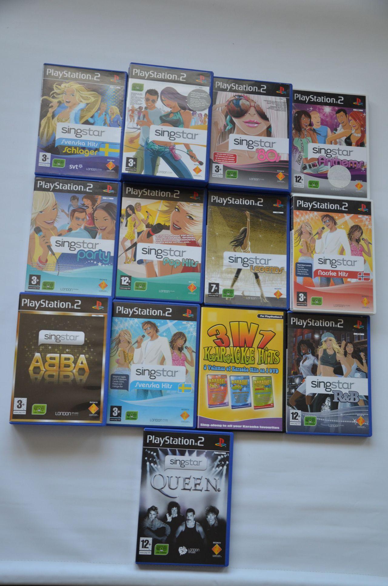 Singstar Kjøpe, selge og utveksle annonser gode tilbud og