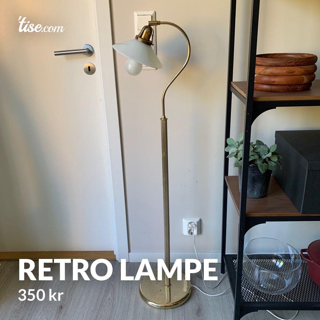 Retro lampe oslo Kjøpe, selge og utveksle annonser finn