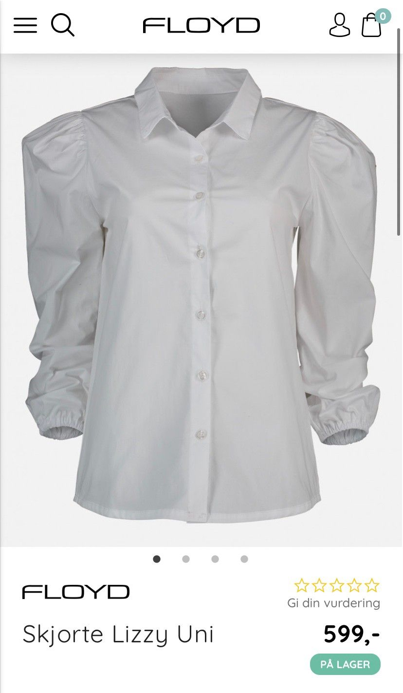 Bluser og skjorter CICELIA