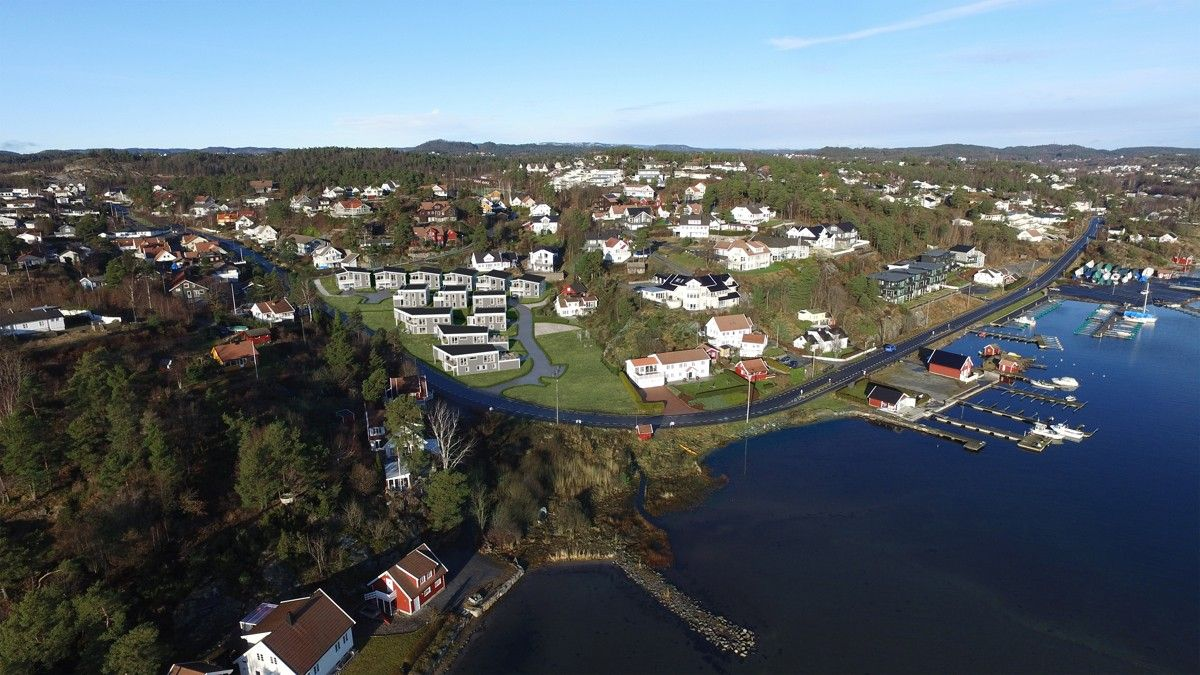 Holvigastranda, Grimstad | Sørmegleren