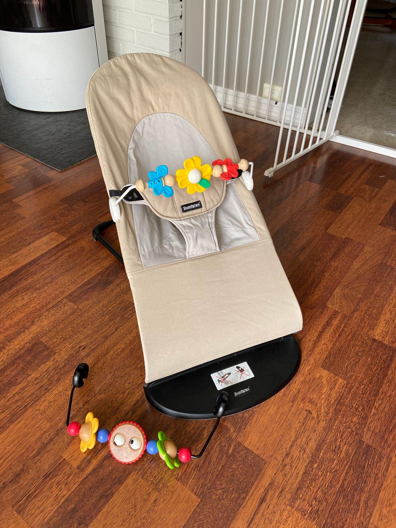 Pent brukt babybjørn vippestol Kjøpe, selge og utveksle