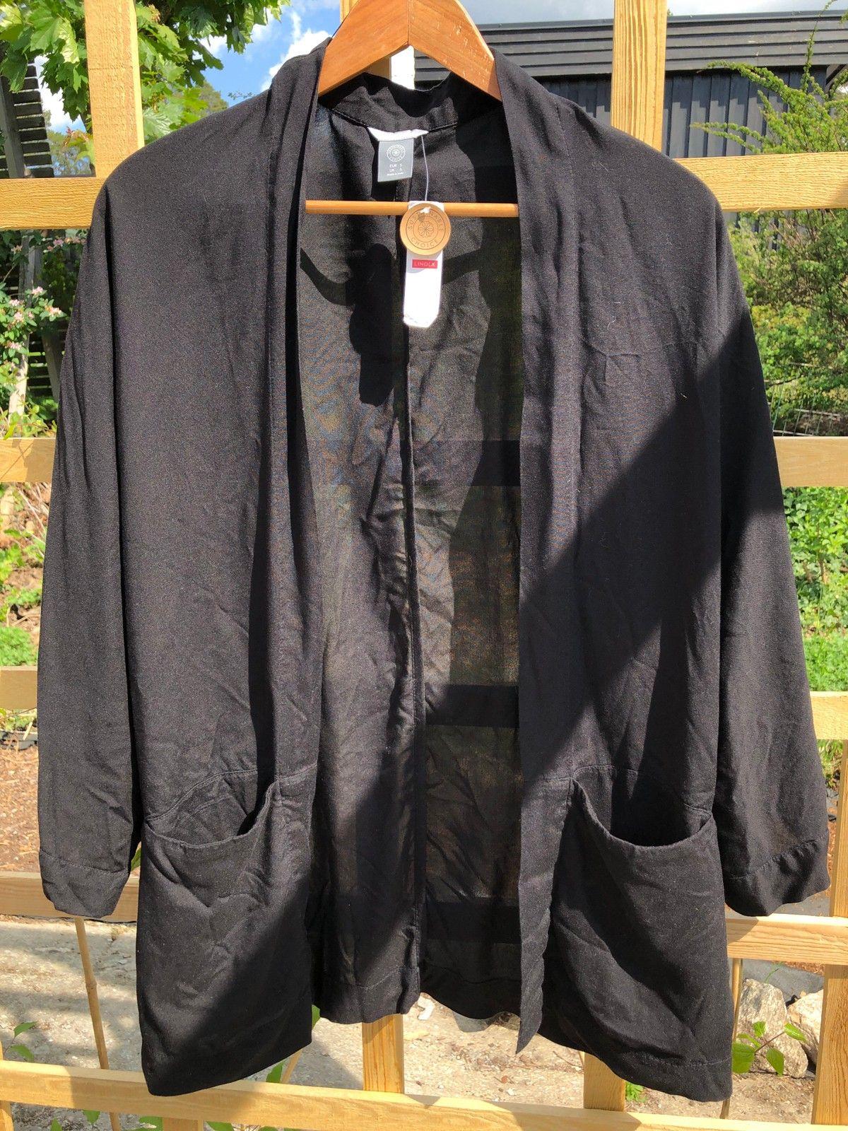 Ubrukt kimono løs jakke fra Lindex   FINN.no