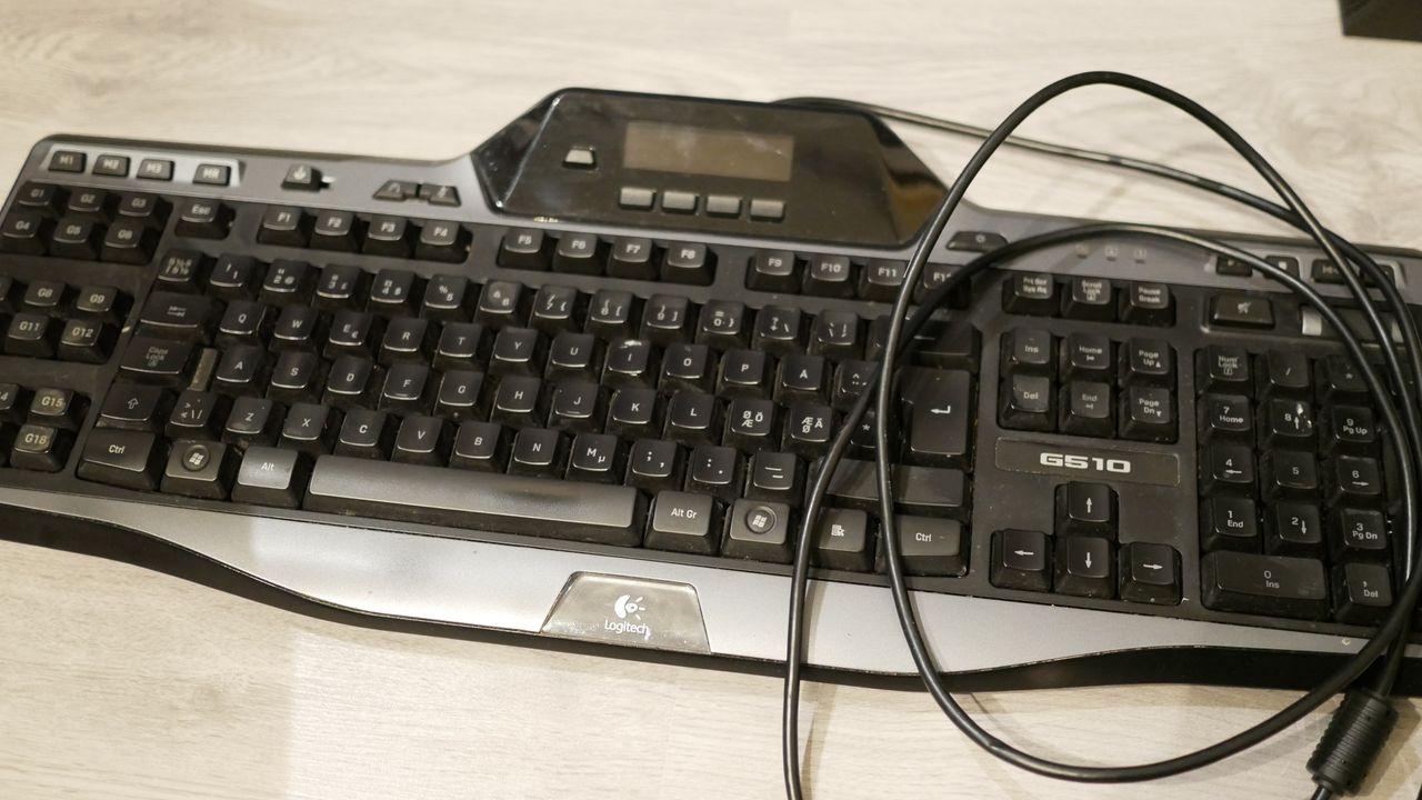 logitech g510 tastatur   FINN.no