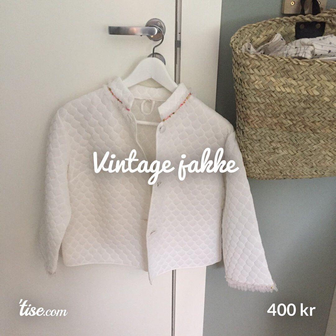 Vintage vinterjakke | FINN.no