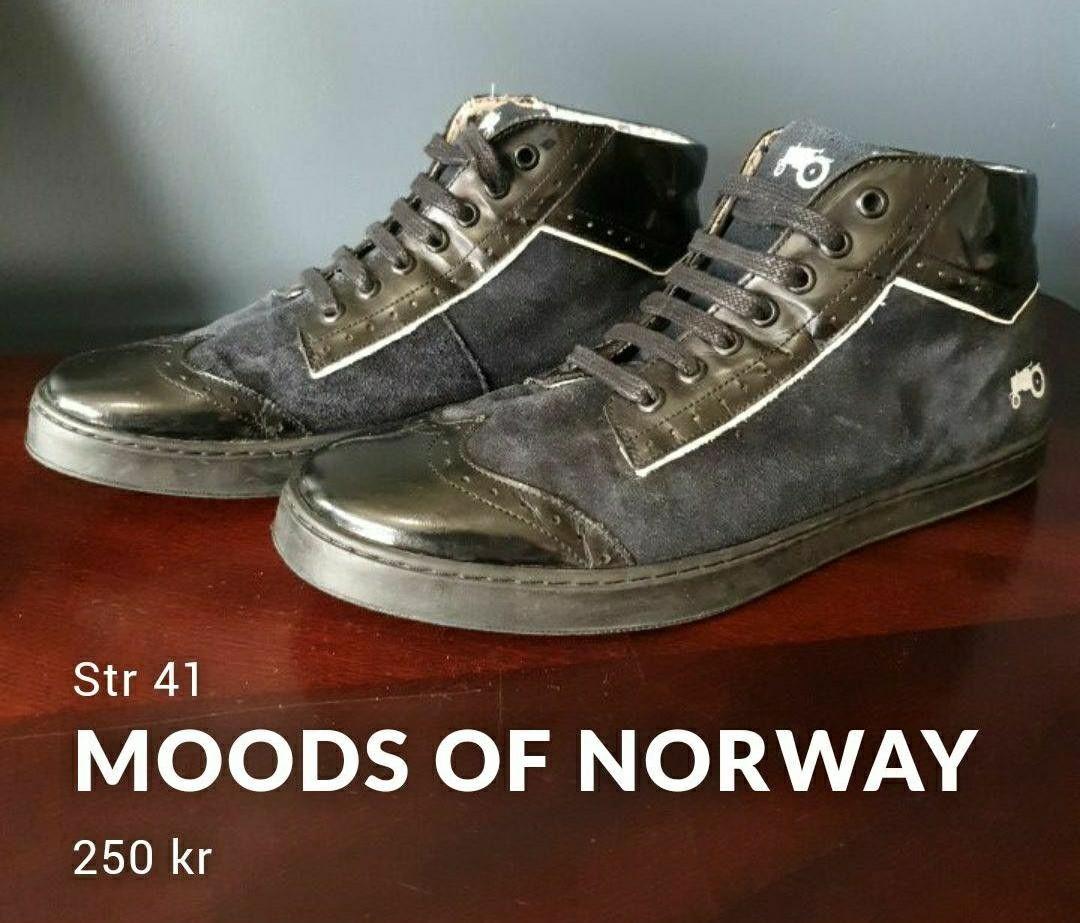 Moods of Norway sko 41 | FINN.no
