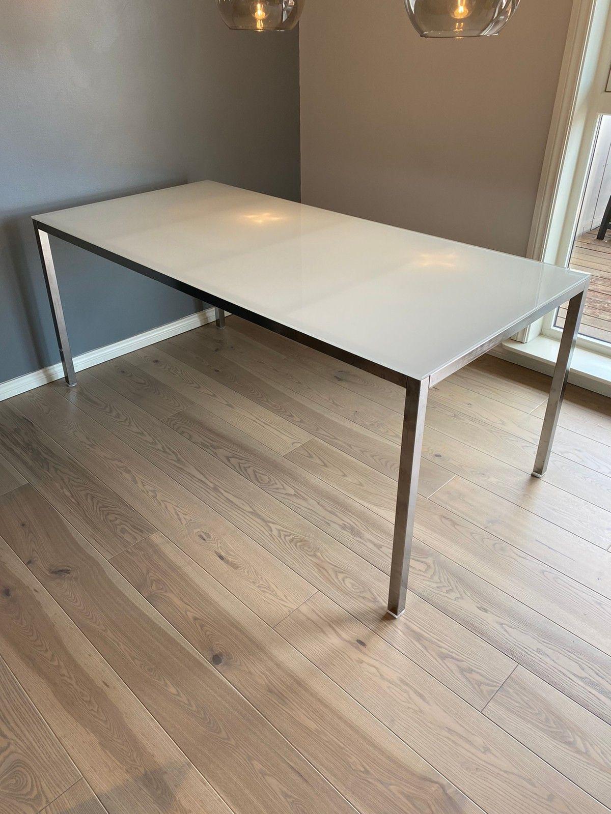 Brukt spisebord til salg | FINN.no