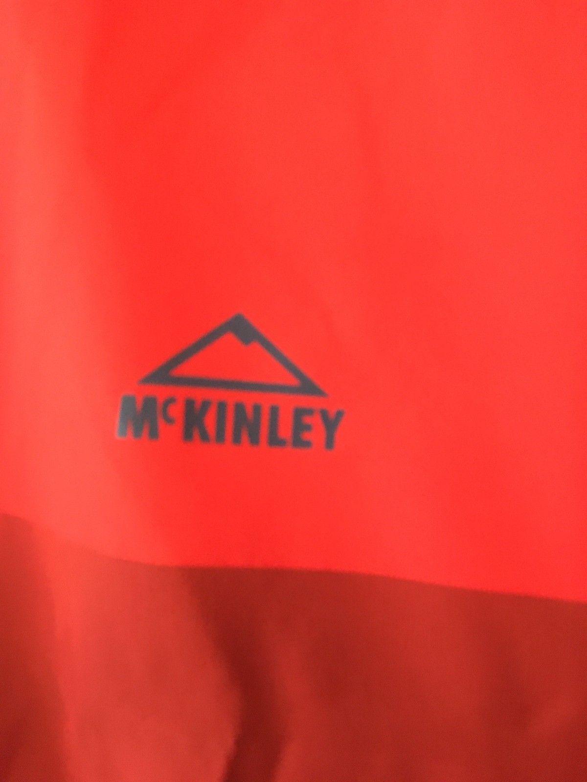 NY ubrukt McKinley vindjakkeskalljakke ! 15000 mm vannsøyle