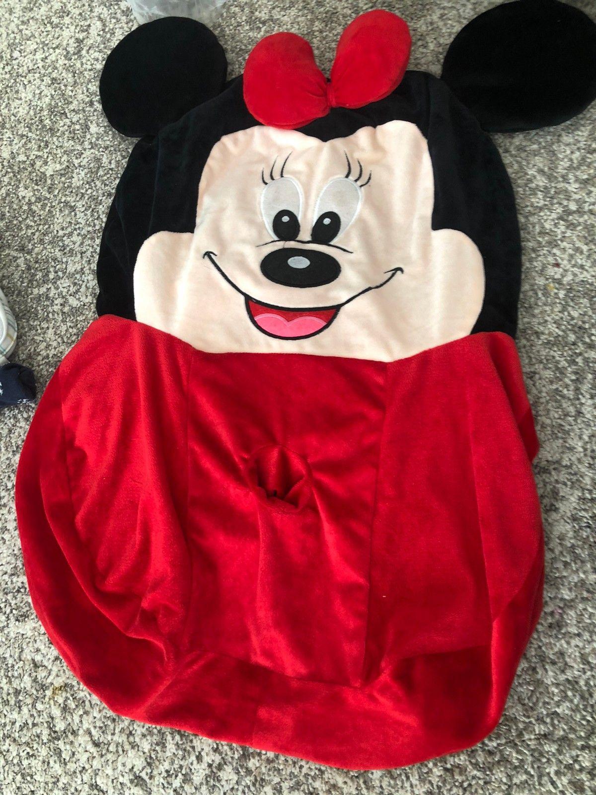 Veldig fin Mickey mouseminnie mouse setesofa til barn | FINN.no