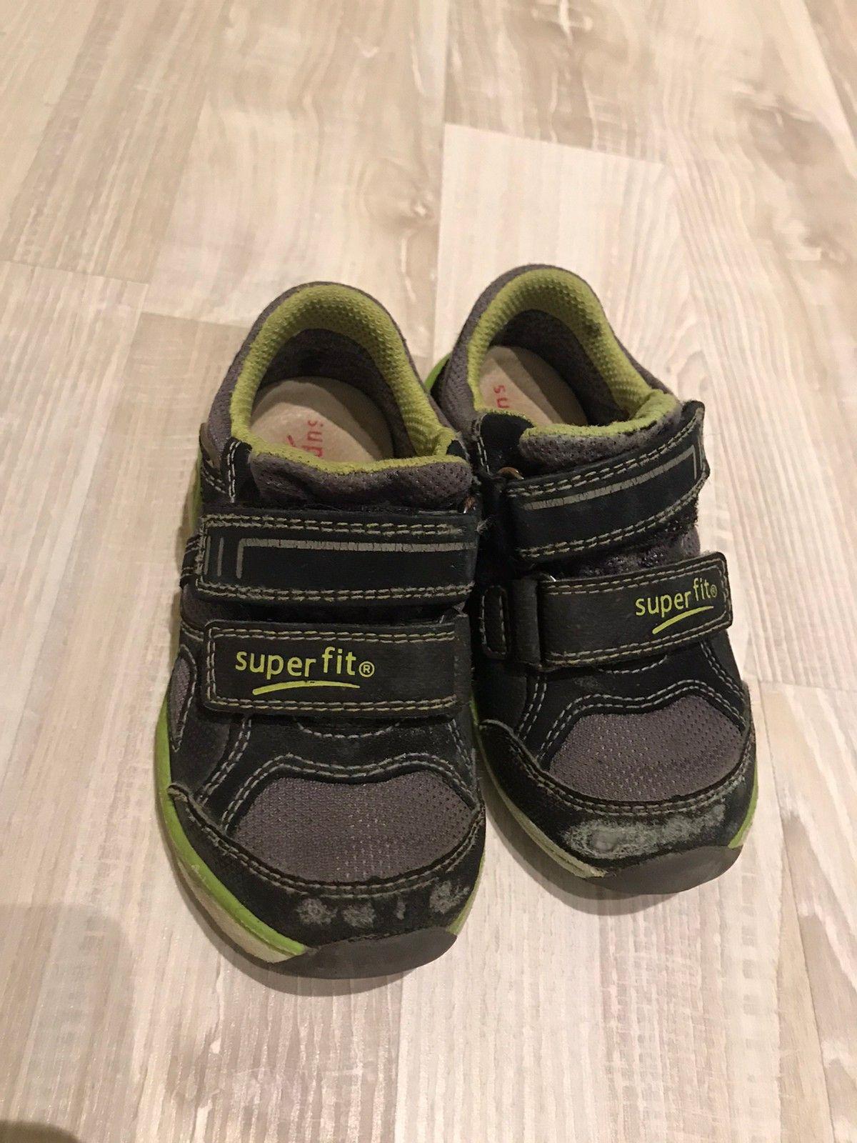 Goretex sko fra Superfit i str. 23 | FINN.no