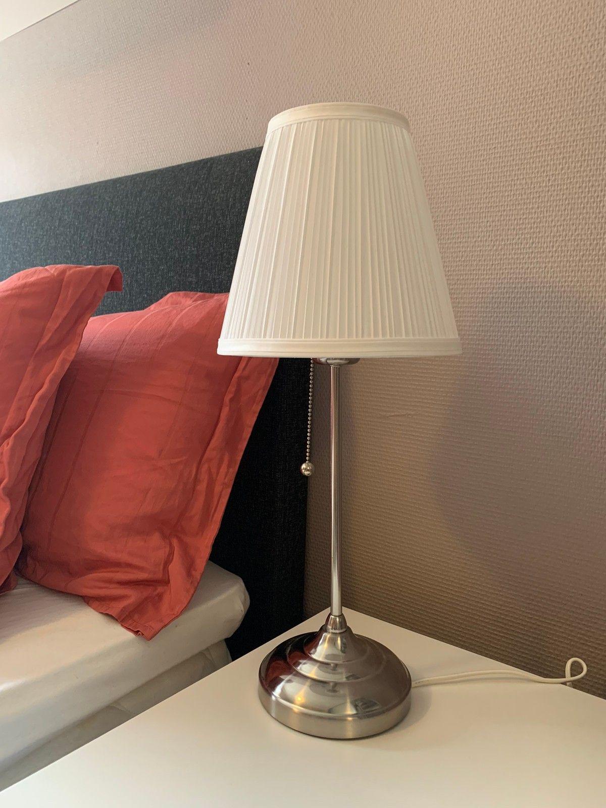 Brukt bord lampe fra IKEA 100 kr | FINN.no