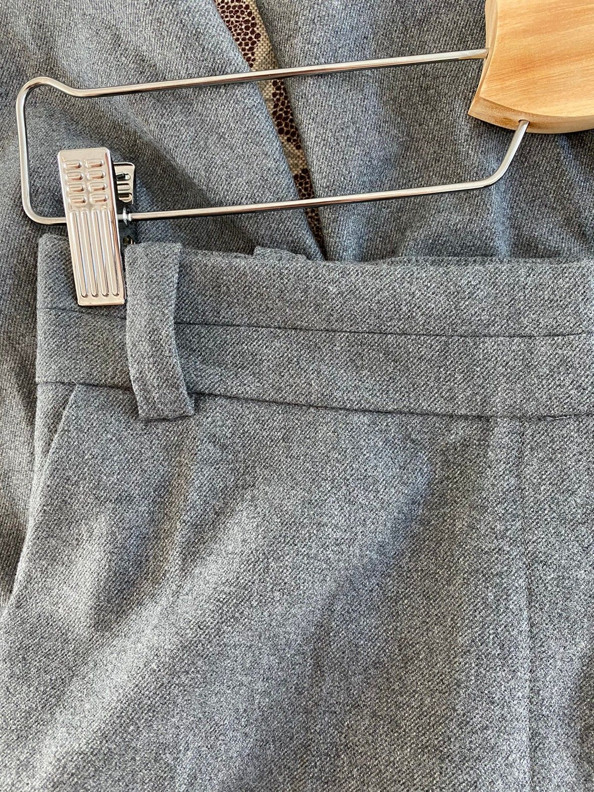 Grå bukse Mango suit str. 36 | FINN.no